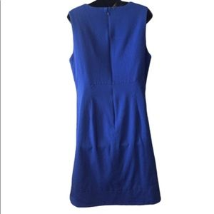 Adrianna Papell Dresses - Adrianna Papell Royal Blue Sleeveless Dress